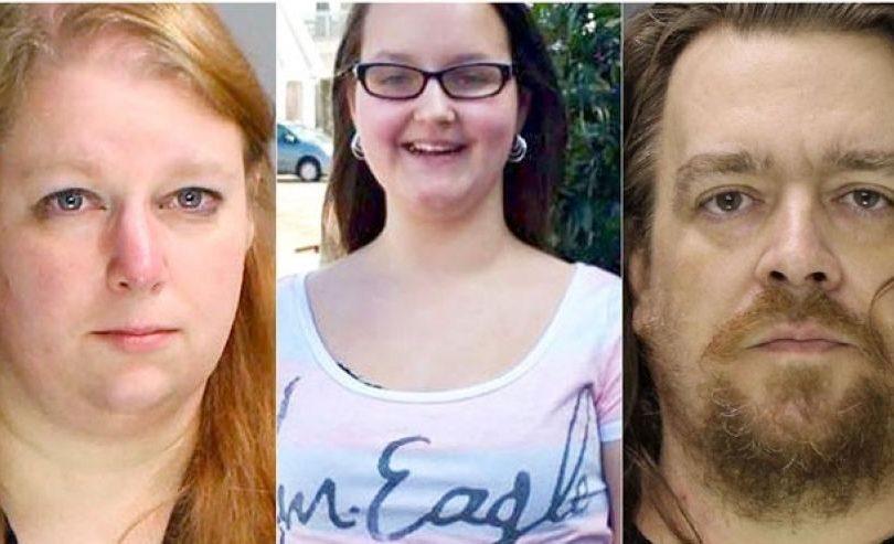 """Padres abusaron y mataron a su hija adolescente para """"cumplir con una fantasía"""""""