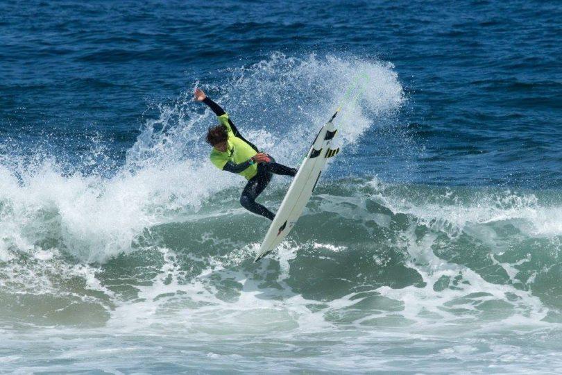 FOTO | Así fue la exitosa primera fecha del Circuito Nacional de Surf en Viña del Mar