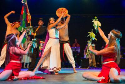 Así se viene el cuarto encuentro internacional de Folclore en Concón