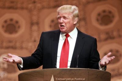 Más de un millón de británicos estamparon su firma para pedir que se cancele la visita oficial de Trump