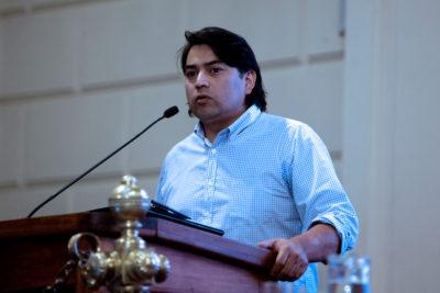"""Pedro Cayuqueo a la Sofofa: """"Llegará el día en que los mapuche también paguemos insertos en los grandes medios"""""""