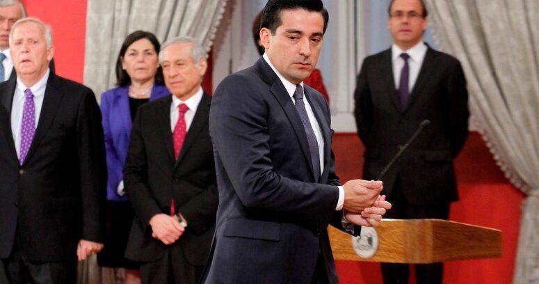 Rodrigo Peñailillo contradice a Martelli y Arenas y descarta haber recomendado nombres para AyN