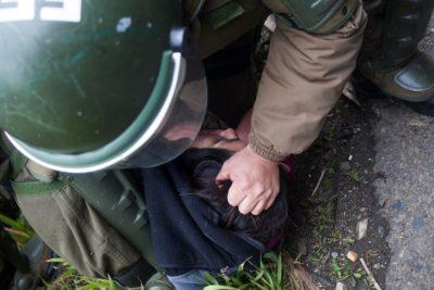 INDH presenta querella contra Carabineros por baleo por la espalda a joven