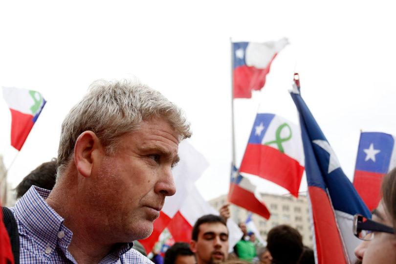 """Jorge Luchsinger y demanda contra el estado: """"Hubo entidades del gobierno que fallaron y se debe responder"""""""
