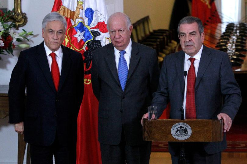"""Estado desembolsa cerca de 46 millones al mes en """"jubilaciones"""" de ex Presidentes Frei, Lagos, Piñera"""