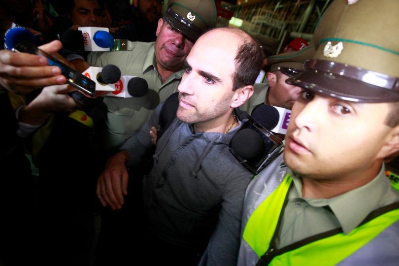 Primera parte de extradición a Sergio Jadue: hoy será formalizado en ausencia