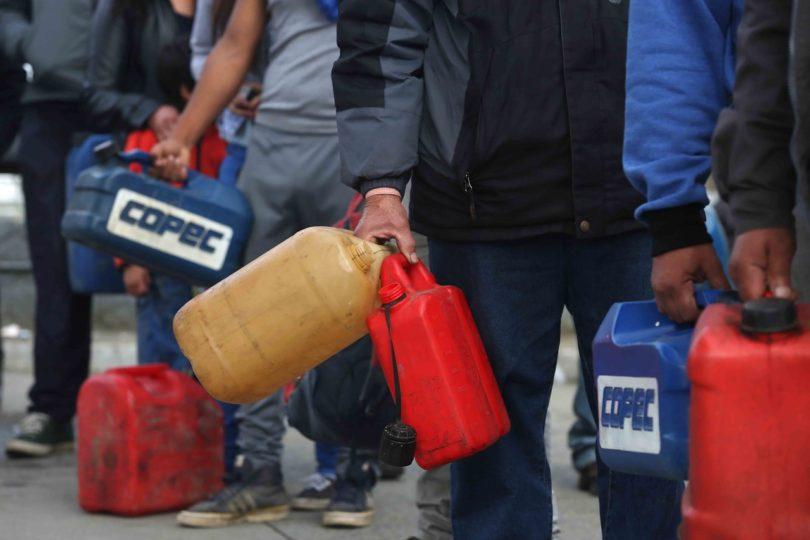 Chile es tercer lugar en ranking de las bencinas más caras de América Latina