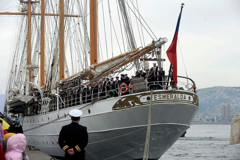 Comandante de la Armada asegura no haber estado en conocimiento de nuevo escándalo en La Esmeralda