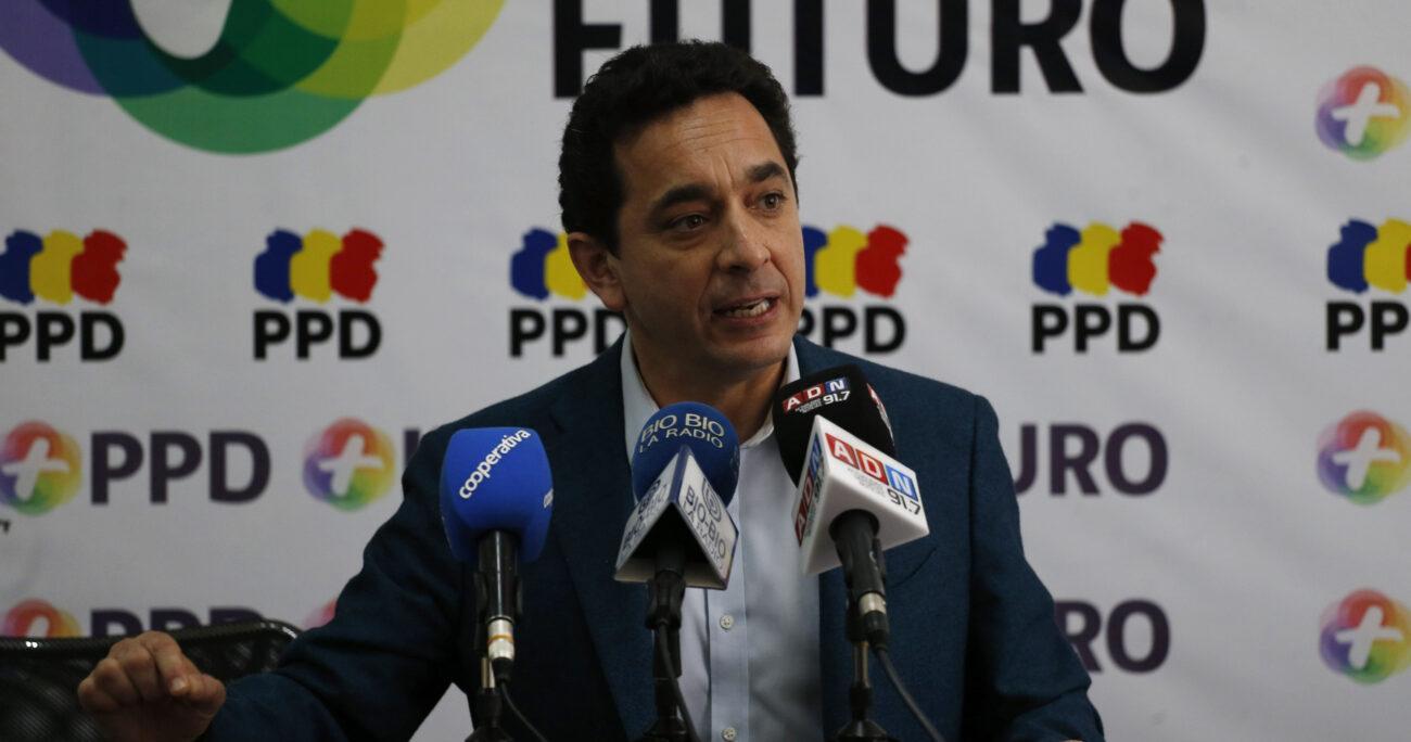 """PPD llama a concretar un """"gran acuerdo"""" con la DC y piden proclamar a Ricardo Lagos en conjunto"""