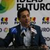 Marco Antonio Nu–ez se refirio a las relaciones entre la DC y el Gobierno