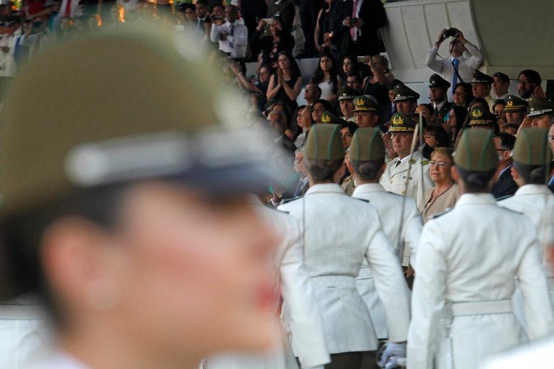 """Carabinera en misión ONU en Colombia es repatriada por comportamiento """"inapropiado"""" en fiesta con las FARC"""