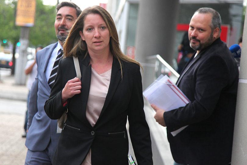 """Fiscal del caso Caval: """"Natalia Compagnon arriesga una pena de cinco años de cárcel por estafa"""""""
