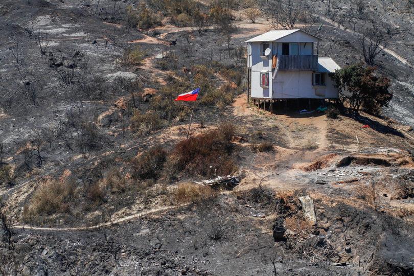 Incendio en Valparaíso y rol de la arquitectura