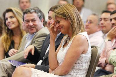 """Los troleos a Jacqueline van Rysselberghe por decir que la """"UDI nació en las poblaciones"""""""