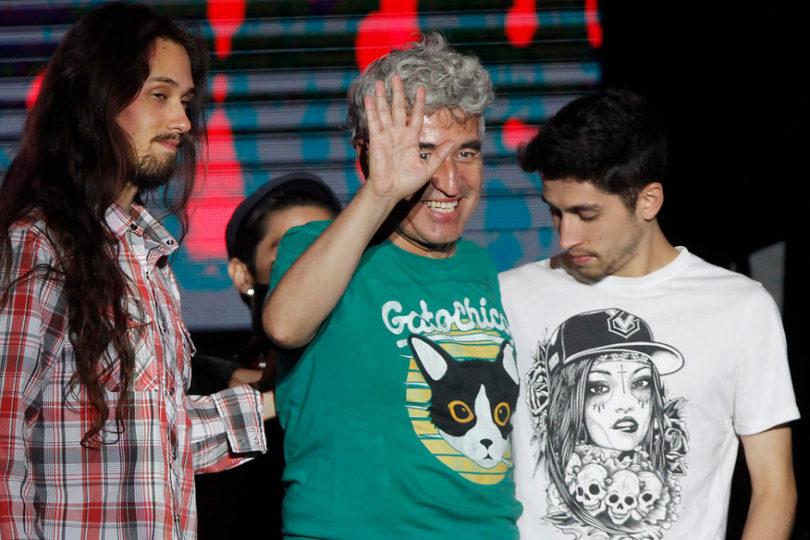 """Padre de Jorge González y disputa en Cumbre del Rock: """"Todo esto está manipulado por el manager"""""""