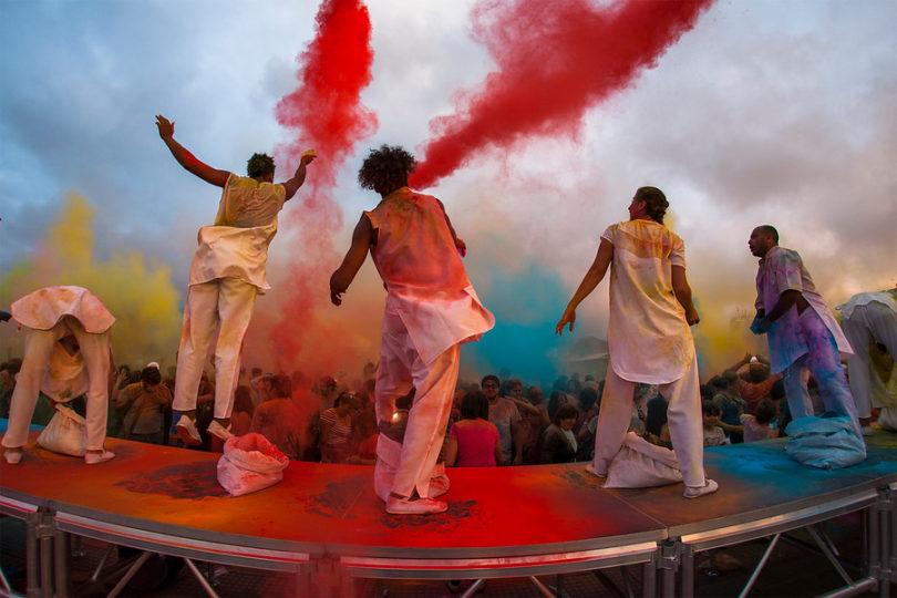 Los seis eventos gratuitos más destacados que trae Santiago A Mil esta semana