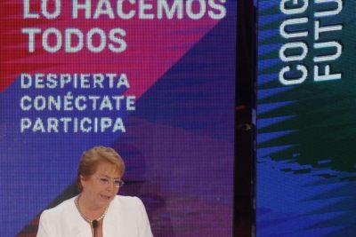 Presidenta Bachelet confirma envío de proyecto que crea el Ministerio de Ciencia y Tecnología