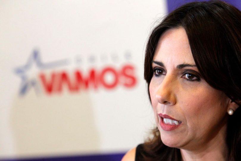 El delirante tuit de la vocera de Chile Vamos que postula a Piñera como piloto del Supertanker