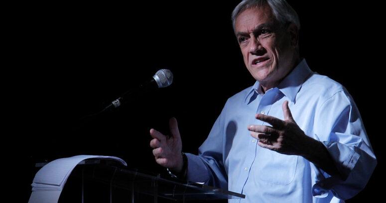 """""""Piñera rechaza dichos de la SVS: """"Fideicomisos fueron totalmente ciegos"""""""""""