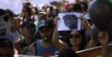 Marcha en contra el maltrato animal y del perro Cholito congrega miles de personas en Alameda