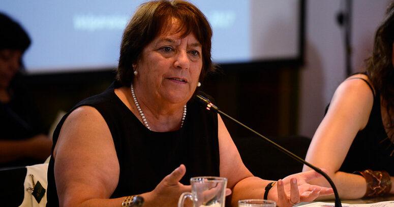 Adimark: Ministra Delpiano baja 4 puntos su aprobación en medio de discusión de la Reforma