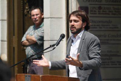 Bazucazo de Sharp a Jorge Castro: deuda de Valparaíso sería al menos $60 mil millones