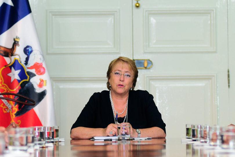 Presidenta viajará a la región de O'Higgins para informarse del estado de comunas afectadas por incendios