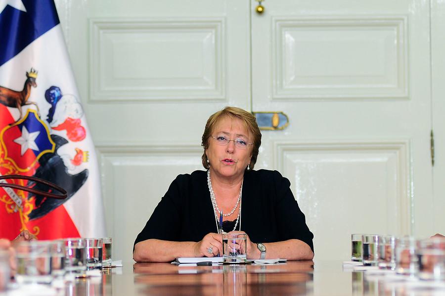 """La visión de Bachelet sobre las AFP: """"El sistema es bueno para el mercado, pero no para la gente"""""""