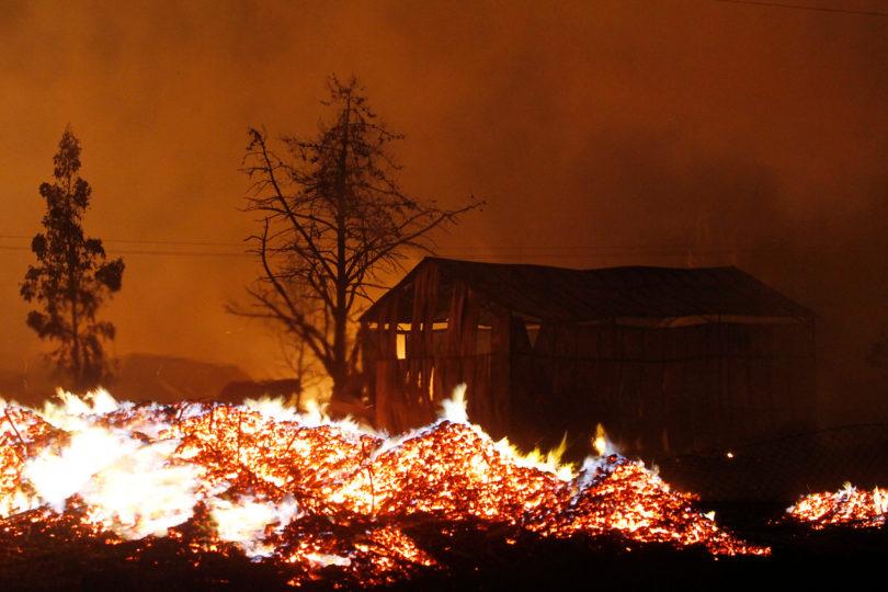 Onemi afirma que incendios activos aumentan levemente a 36 y se cuentan 156 mil 424 hectáreas afectadas