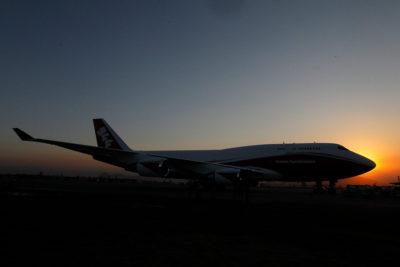 EN VIVO |Sigue el vuelo que realiza ahora el avión Supertanker en el sur