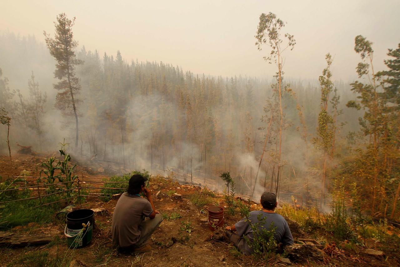 Gobierno presentará querella por Ley de Seguridad del Estado por incendios en Chépica