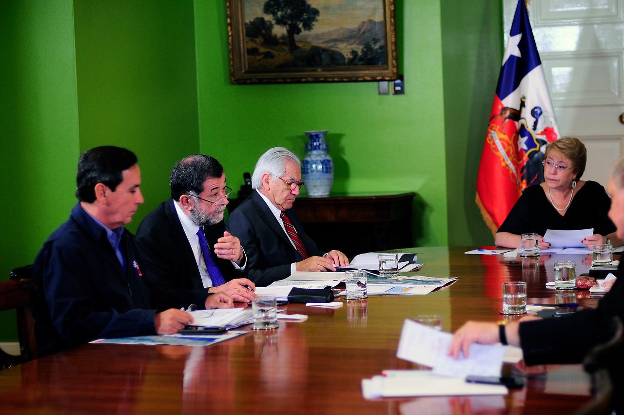 Gobierno evalúa usar 2% constitucional de presupuesto para emergencia: US$1.203 millones