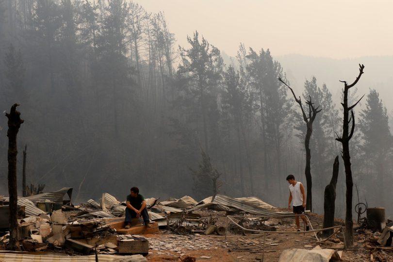 ¿Te interesa ayudar a los afectados por los incendios? Revisa aquí
