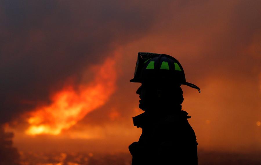 Niño recibió riñón de bombero que falleció combatiendo incendio en La Araucanía