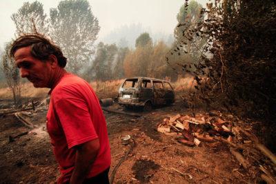 CNTV pide respeto a canales ante sensacionalista cobertura de los múltiples incendios: ya hay denuncias