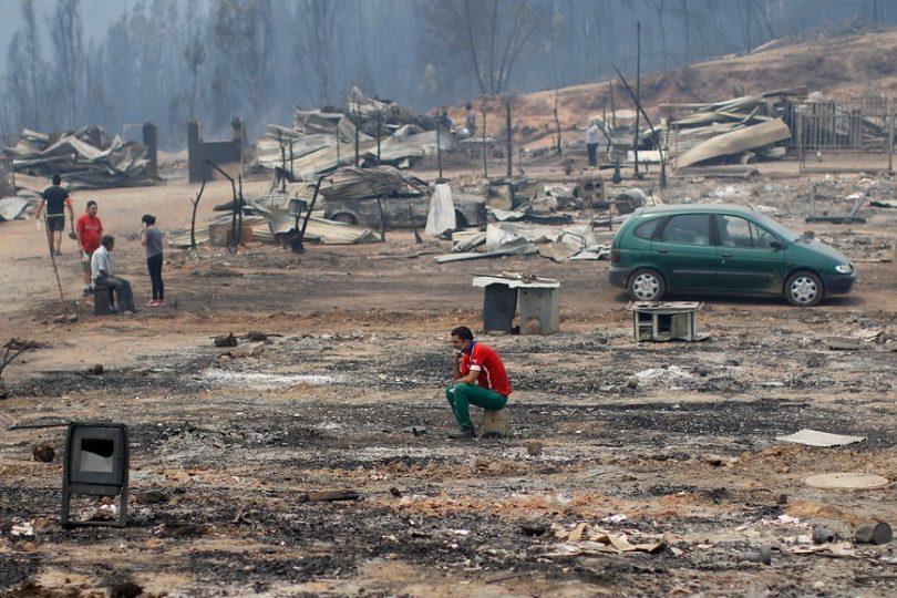 Ya es un clásico: diputados aprobaron creación de comisión investigadora por incendios forestales
