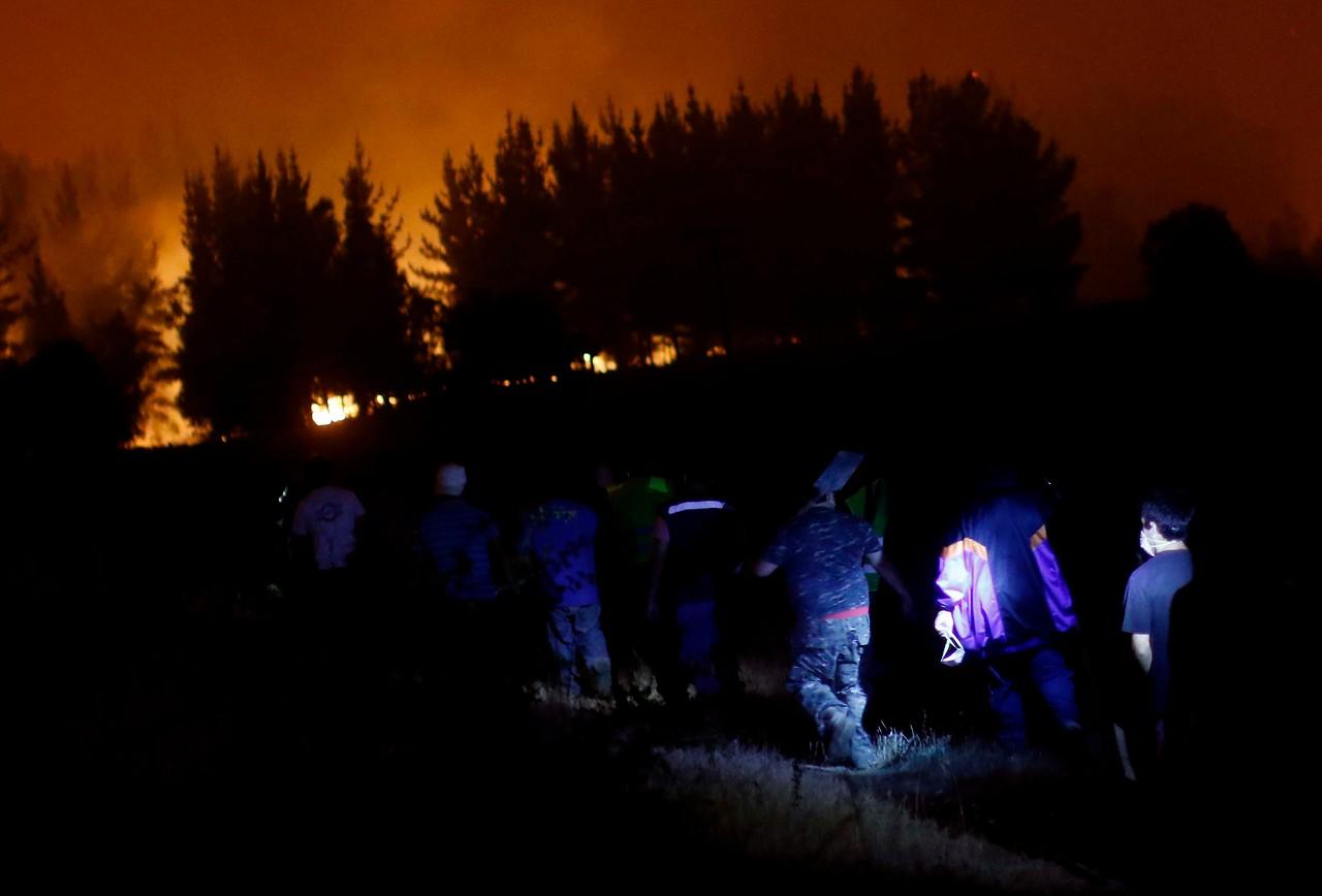 Policías descartan terrorismo: investigan a empresas eléctricas, quemas agrícolas, negligencia y pirómanos