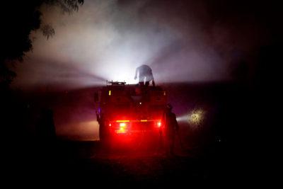 Copec llenará estanques de carros de Bomberos que combaten incendios forestales a costo cero
