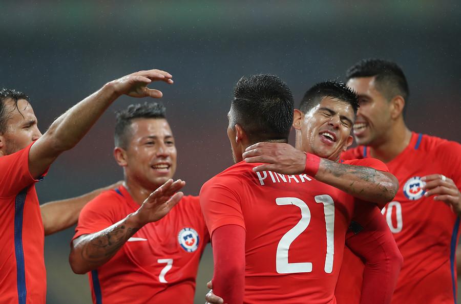 China Cup: actuación de Toselli le da la victoria a Chile ante Croacia en penales
