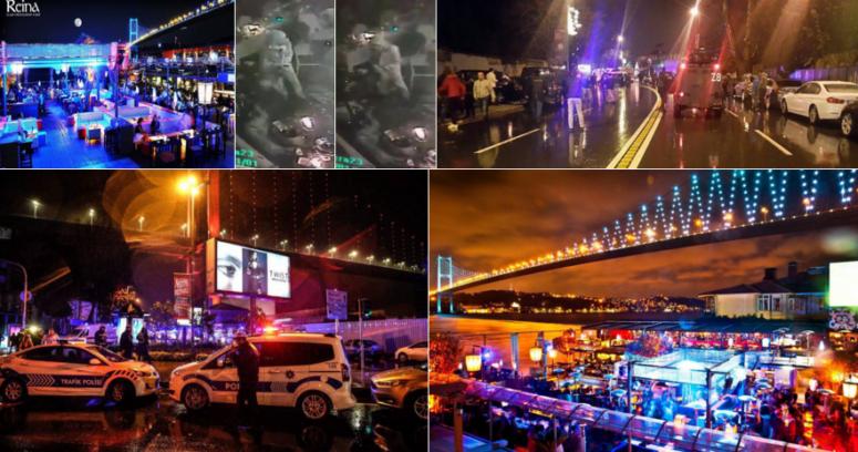"""""""Todo lo que se sabe hasta el momento de la masacre en discoteca de Estambul"""""""