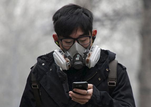 El 62% de las ciudades de China fueron víctimas de la tóxica contaminación de las industrias