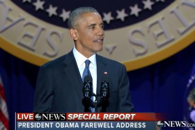 La frase de Obama en su último discurso que cayó como un verdadero palo a la sociedad chilena