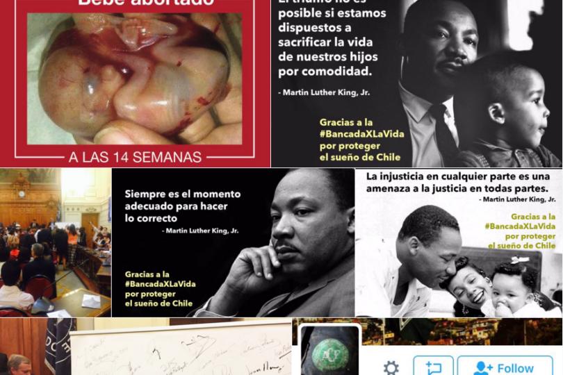 """Veinte mensajes contra el aborto que incendiaron el debate tras la irrupción de la """"Bancada por la Vida"""""""