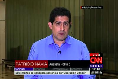 """Por qué Pato Navia cree que el Proceso Constituyente es una """"pérdida de plata"""" y que la gente no entiende"""