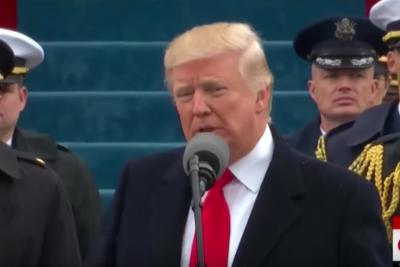 VIDEO  La frase de villano de Batman que Donald Trump usó en su discurso y pocos notaron