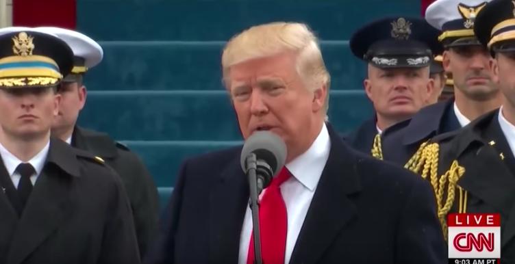 VIDEO |La frase de villano de Batman que Donald Trump usó en su discurso y pocos notaron