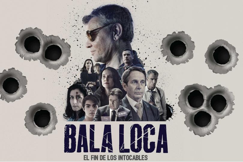 """Sin cortes todos los capítulos de """"Bala Loca"""", la serie chilena que arrasó en los Premios Caleuche"""