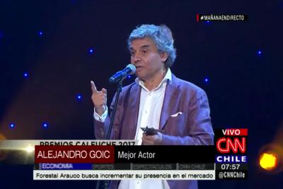 VIDEO |Alejandro Goic y su emotivo llamado a entregar información sobre DD.DD en plena transmisión de TV