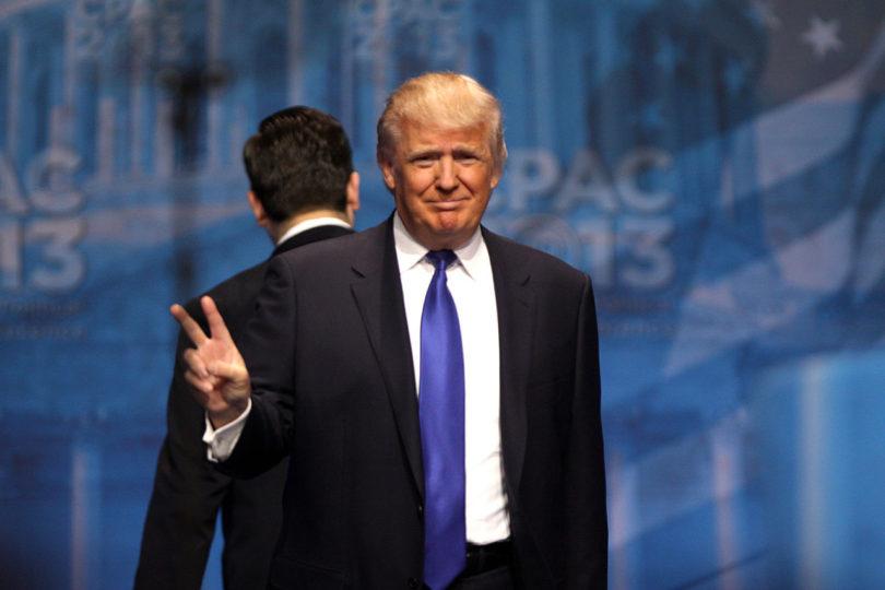 """""""¡Vamos a construir el muro!"""": Donald Trump adelanta una de sus promesas más repudiadas"""