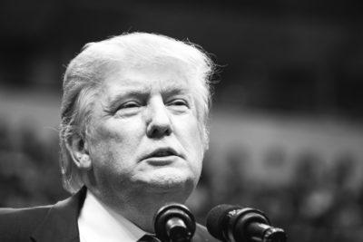 Donald Trump asume en el cargo de presidente de los Estados Unidos